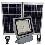 100 watt LED Solar floodlight (200 LED's)