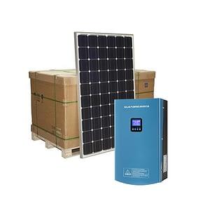 2.2 Kw, Hober & Amerisolar 2520Wp Solar Water Pumping Kit