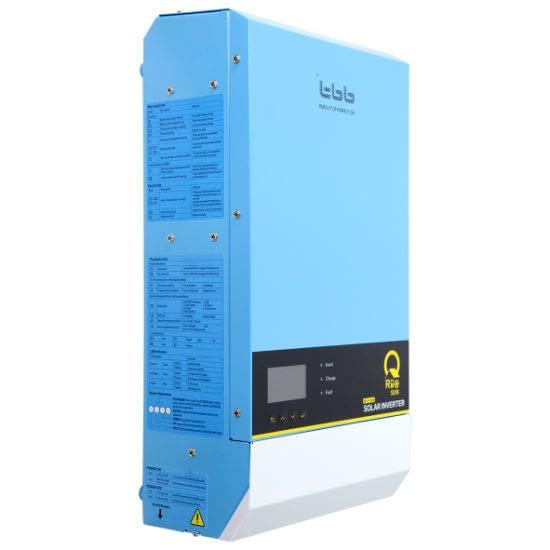 8000 Watts 48V TBB Hybrid Solar Inverter Charger
