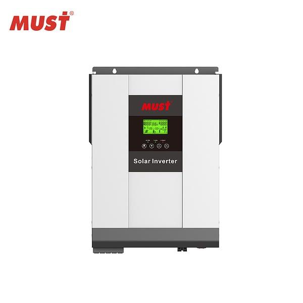 3Kw 24V/50A Must Hybrid MPPT Solar Inverter